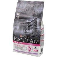 Purina Pro Plan Feline Delicate Rich in Turkey 3kg