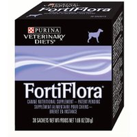 Purina Pro Plan Veterinary Diets Canine Fortiflora Dog Food 30 x 1g