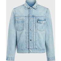 AllSaints Sagar Reversible Denim Jacket