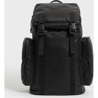 AllSaints Clermont Leather Rucksack