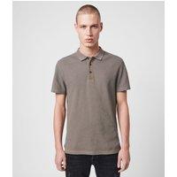AllSaints Muse Short Sleeve Polo Shirt