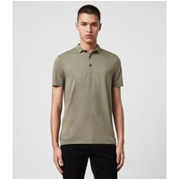 AllSaints Parlour Short Sleeve Polo Shirt