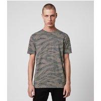 AllSaints Brace Camo Crew T-Shirt