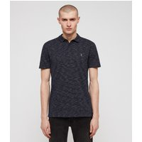 AllSaints Cohen Short Sleeve Polo Shirt