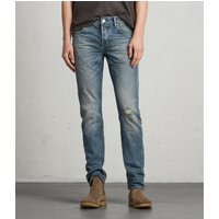 AllSaints Iowa Reed Straight Jeans