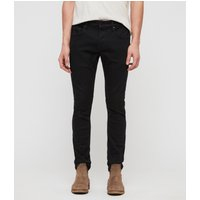 AllSaints Cole Extra Skinny Jeans, Washed Black