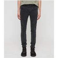 AllSaints Cole Extra Skinny Jeans, Grey