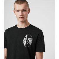 AllSaints Raptor Reap Crew T-Shirt