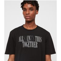 AllSaints Together Crew T-Shirt