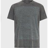 AllSaints Acidic Cadfer Crew T-Shirt