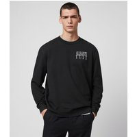 AllSaints Cross Stitch Sweatshirt
