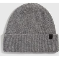 AllSaints Double Layer Cashmere Blend Beanie