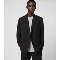 AllSaints Chiswell Linen Blend Blazer