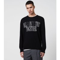 AllSaints Together Crew Jumper