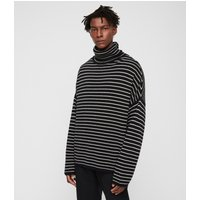 AllSaints Marty Funnel Neck Jumper