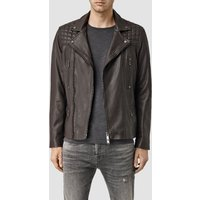 AllSaints Rowley Leather Biker
