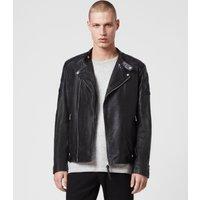 AllSaints Marley Leather Biker Jacket
