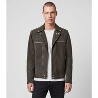 AllSaints Bandon Leather Biker Jacket