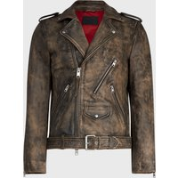AllSaints Dunstan Leather Biker Jacket