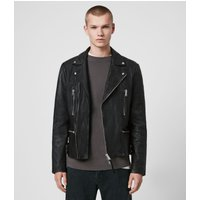 AllSaints Mazo Leather Biker Jacket