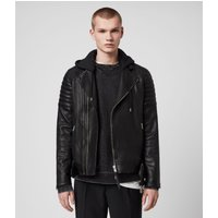 AllSaints Cobden Leather Biker Jacket