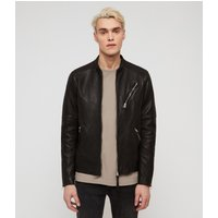 AllSaints Holbrooke Leather Jacket