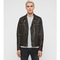 AllSaints Hale Leather Biker Jacket