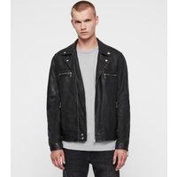 AllSaints Hale Leather Biker Jacket