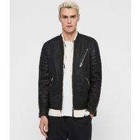 AllSaints Marsden Leather Biker Jacket