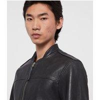 AllSaints Marsh Leather Jacket