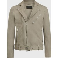 AllSaints Inigo Nubuck Biker Jacket