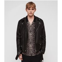 AllSaints Manor Leather Biker Jacket