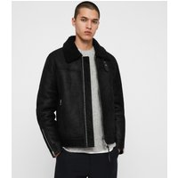 AllSaints Gunstor Shearling Jacket