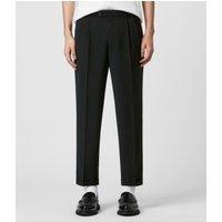 AllSaints Portman Cropped Straight Trousers