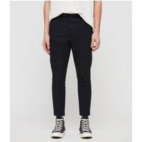 AllSaints Kato Cropped Slim Trousers