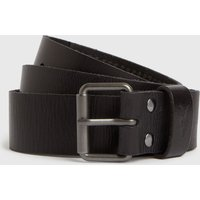 AllSaints Laxford Leather Belt