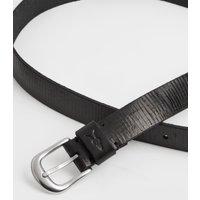 AllSaints Marson Leather Belt
