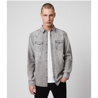 AllSaints Rewa Denim Shirt