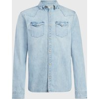 AllSaints Gaya Denim Shirt