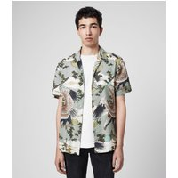 AllSaints Descent Short Sleeve Shirt