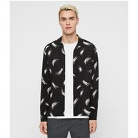 AllSaints Stroke Long Sleeve Shirt