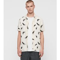 AllSaints Stroke Short Sleeve Shirt