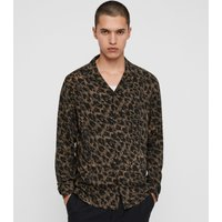 AllSaints Monteray Long Sleeve Shirt