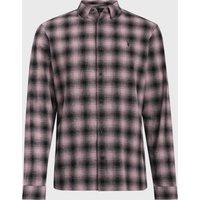 AllSaints Copeland Linen Blend Shirt