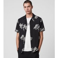 AllSaints Offshore Hawaiian Shirt