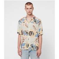 AllSaints Scroll Shirt