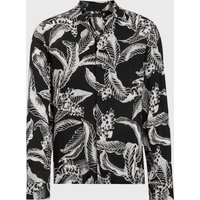 AllSaints Kahuna Long Sleeve Shirt