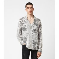 AllSaints Ventura Long Sleeve Shirt