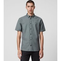 AllSaints Huntingdon Short Sleeve Shirt