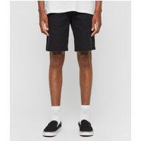 AllSaints Men's Cotton Lightweight Colbalt Chino Shorts, Blue, Size: 30